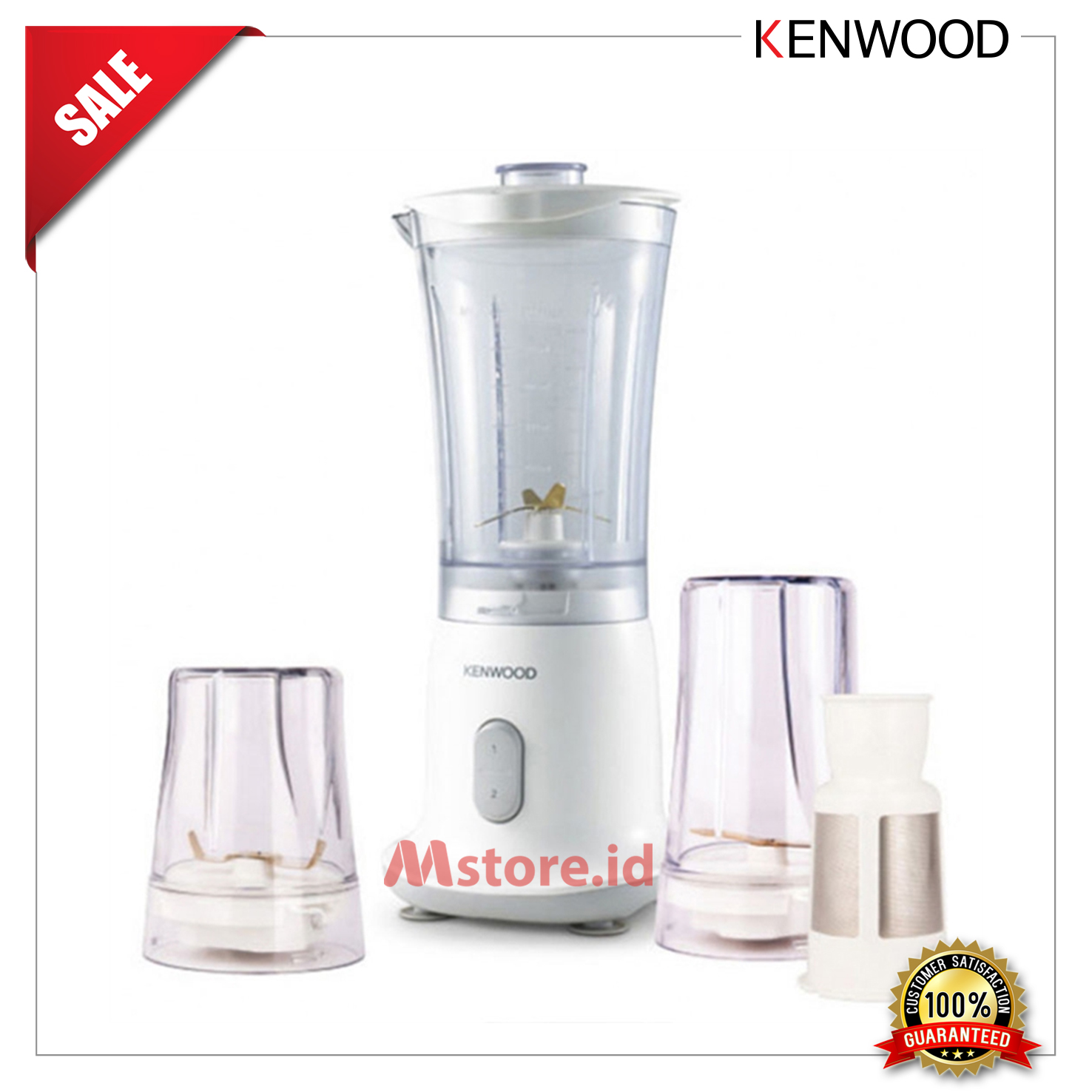 KENWOOD BLP 011 WH BL KW_M-store
