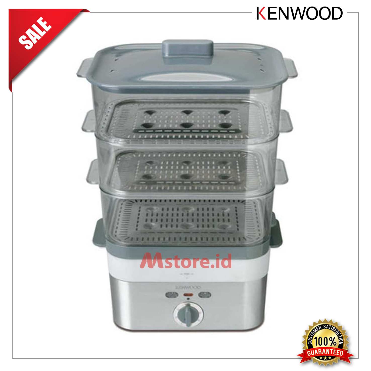 KENWOOD_FS620_FOOD STEAMER_mstore id_multimayaka