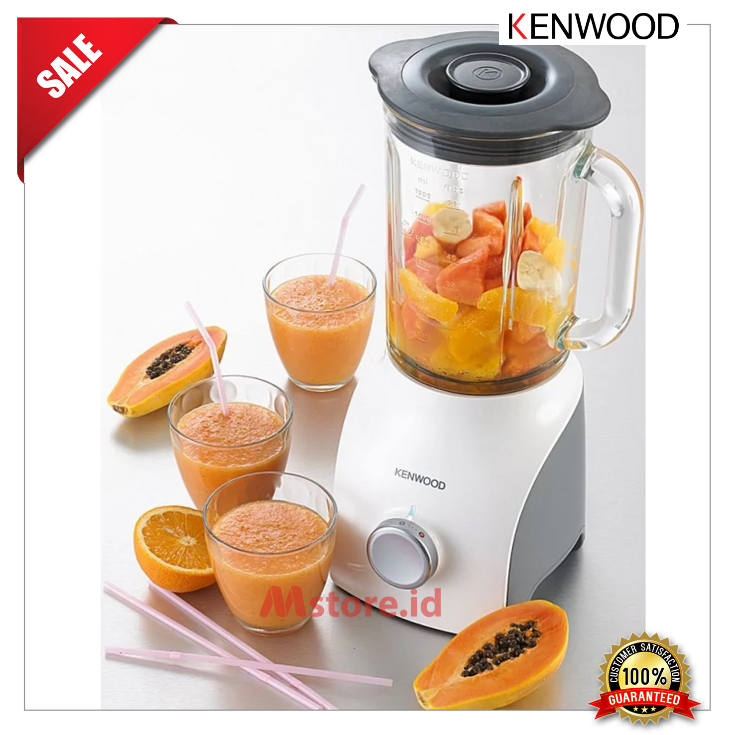 PRODUCT PROFILE 3 – KENWOOD BLP 600