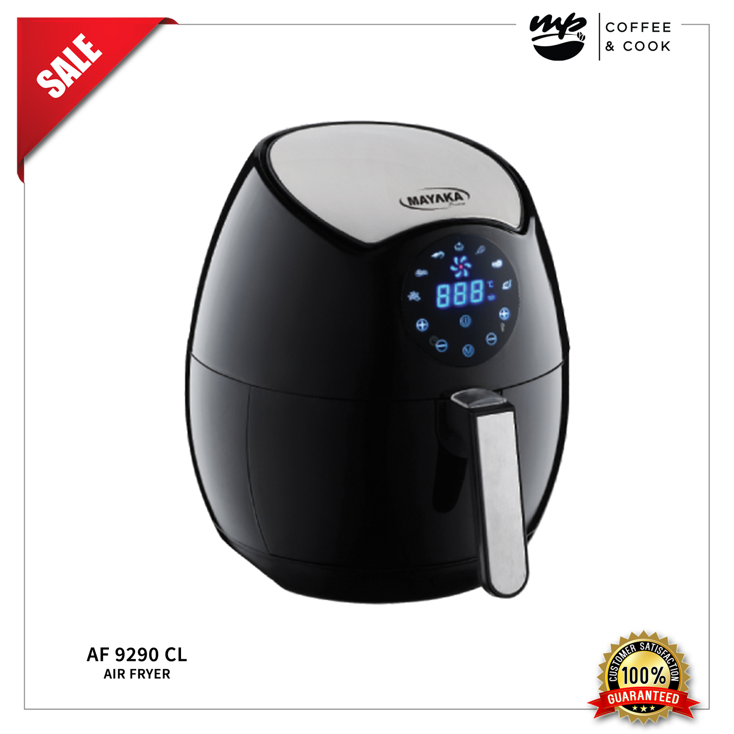 AIR FRYER AF 9290 CL – 1