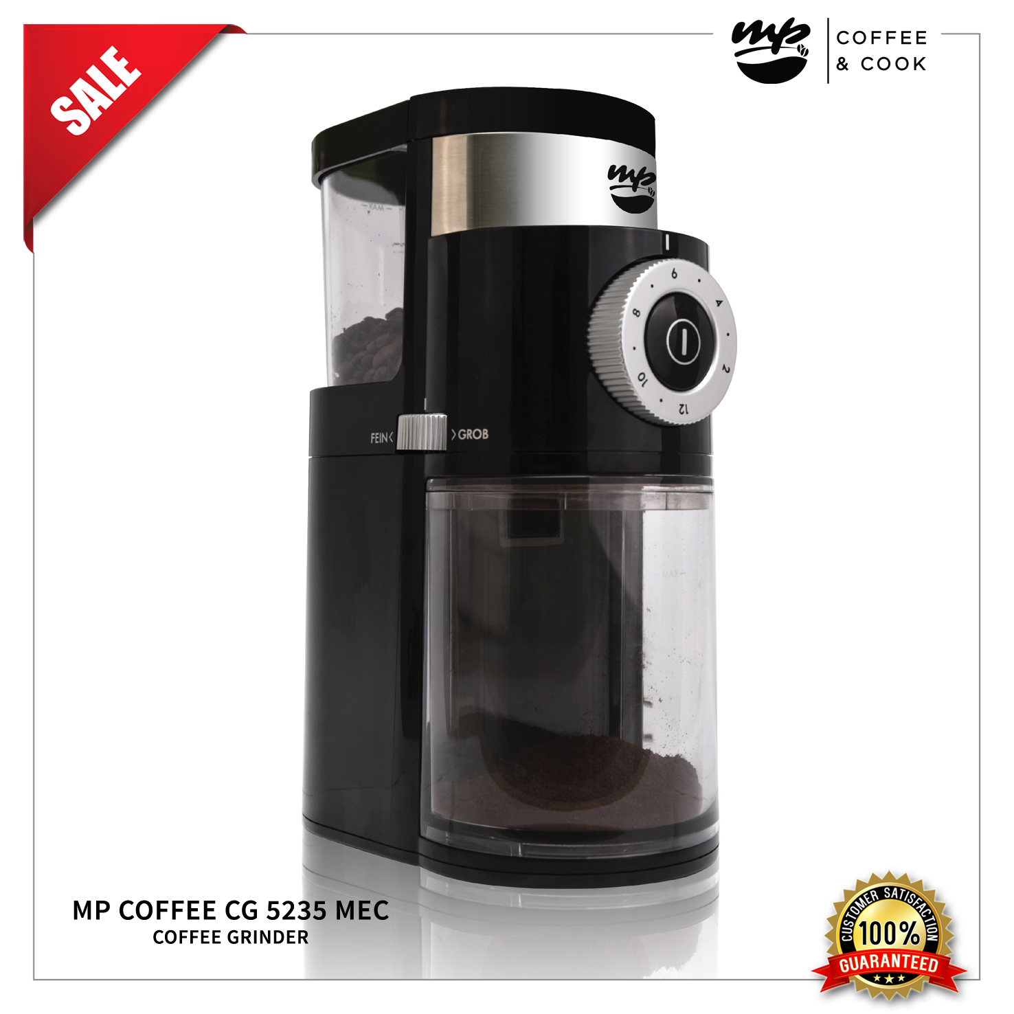 MP COFFEE 5235 MEC – 1