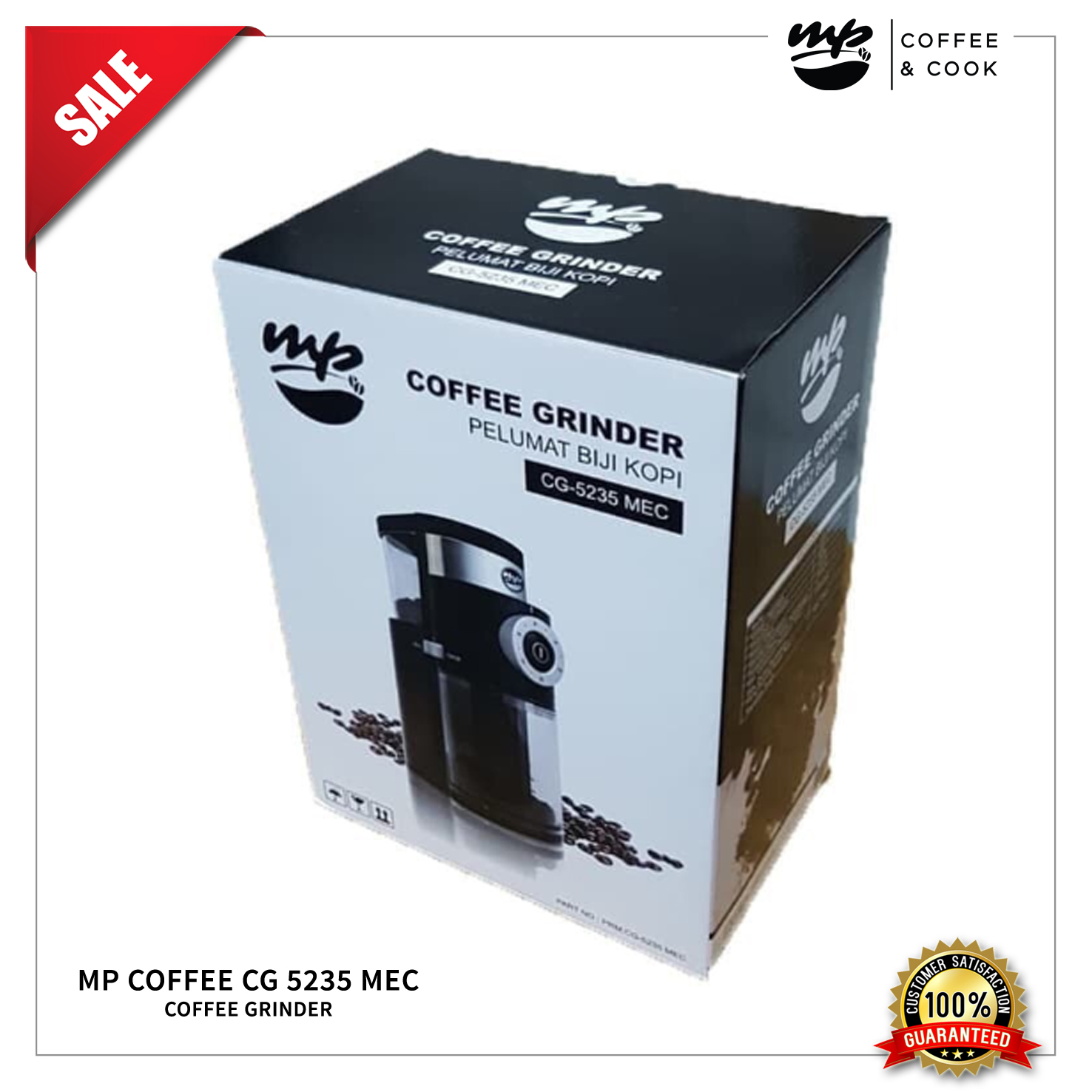 MP COFFEE 5235 MEC – 2