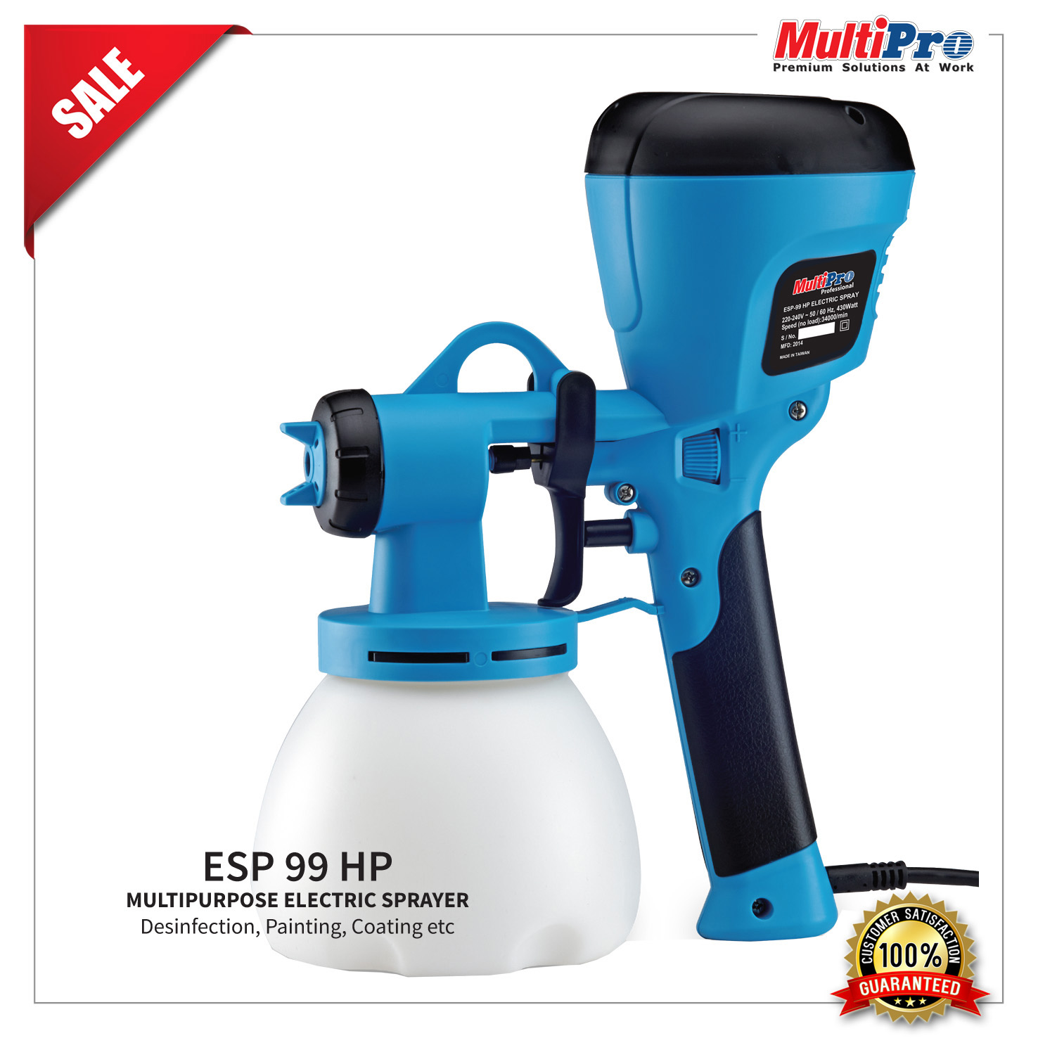 PRODUCT PROFILE – ESP 99 HP – 1
